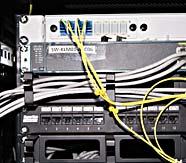 Коммутационный узел, маршрутизаторы, коннекторы
