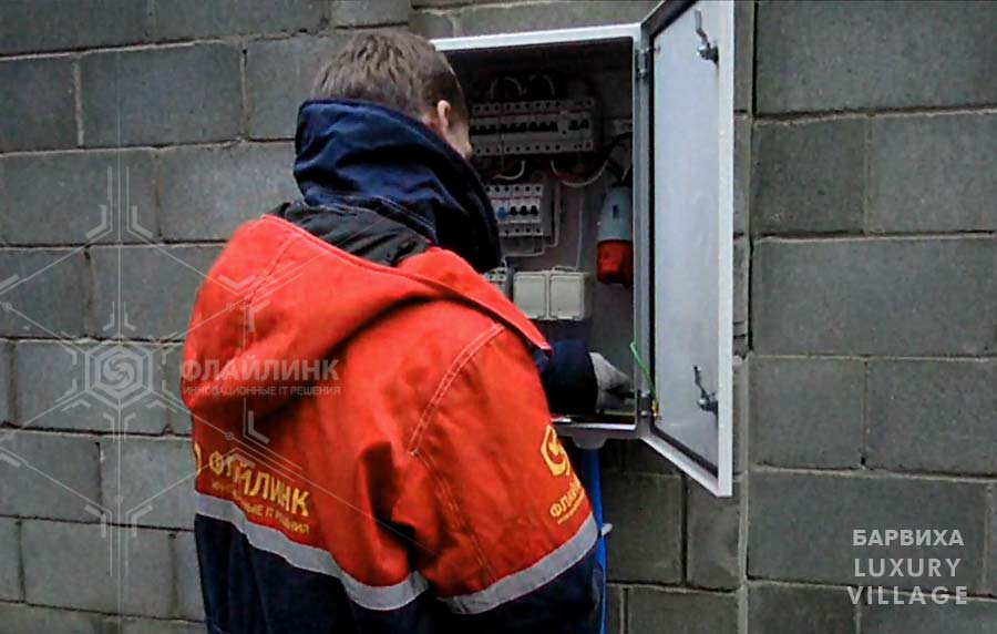 Системы безопасности и видеонаблюдения контроль доступа