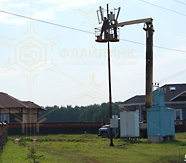 Установка антенн беспроводной сети Wi-Fi