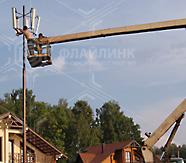 Установка антенн Wi-Fi сети Wi-Fi