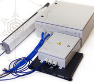 комплект оборудование беспроводной сети Wi-Fi