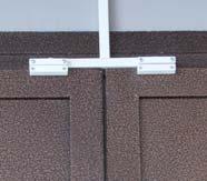 Установка СКУД - герконовые датчики дверей