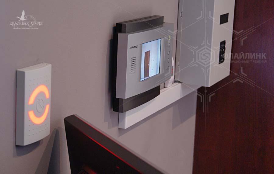 Установить видеонаблюдение в квартире с выходом в интернет
