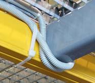 прокладка кабеля электроснабжения склада