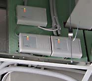 контроллеры системы контроля доступа
