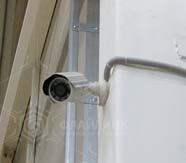 камеры видеонаблюдения на складе