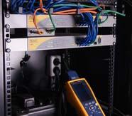 Коммутационный узел, тестирование сети