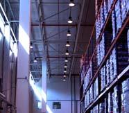 Московская Пивоваренная Компания, складские помещения