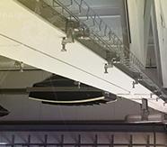 кабельная система на складе компании Европласт