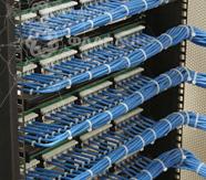 монтаж сервера