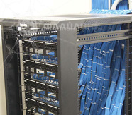 монтаж сервера по скс и скуд