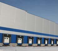складские здания компании М-видео