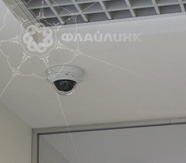 камеры видеонаблюдения Axis в офисе