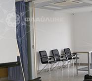 камеры видеонаблюдения Axis в конференцзале