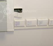 контроллеры в серверной СКУД