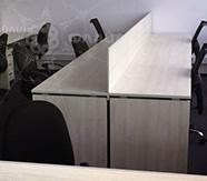 кабельные сети СКС в офисе компании Эр-АйДи